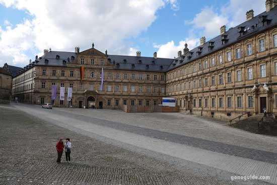 New Residence Bamberg