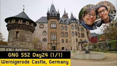 เที่ยว Wernigerode